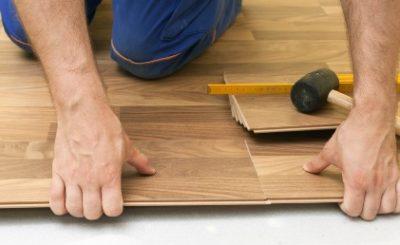 Colocar piso flutuante