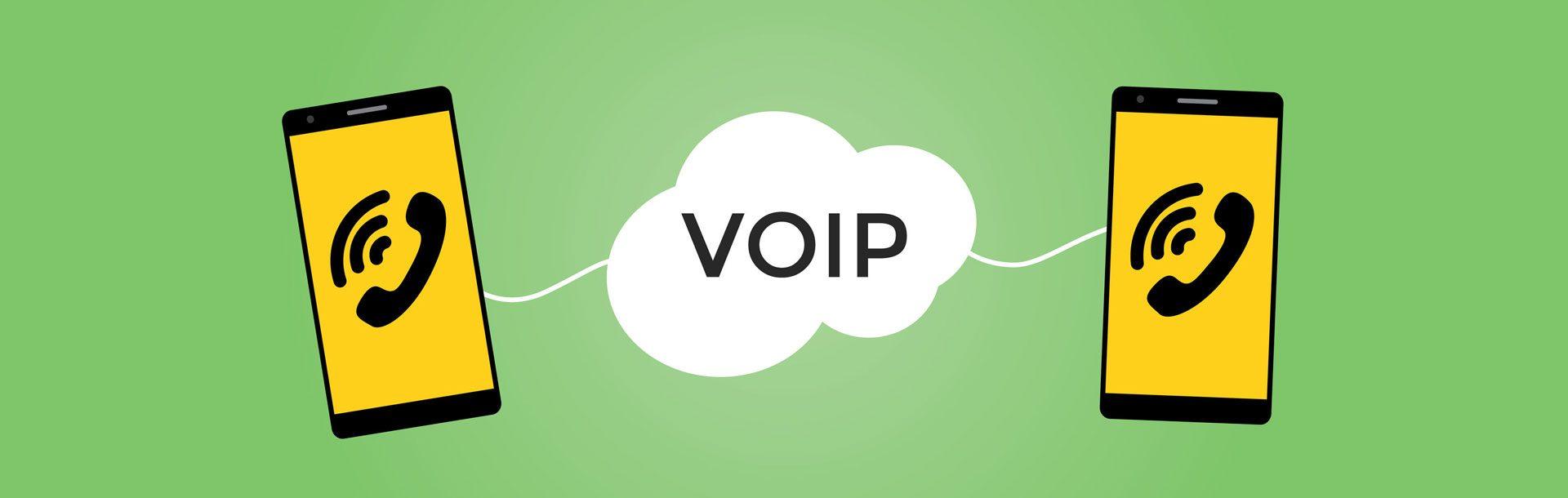 VoIP via SIP