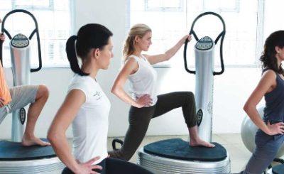 Exercícios plataforma vibratória